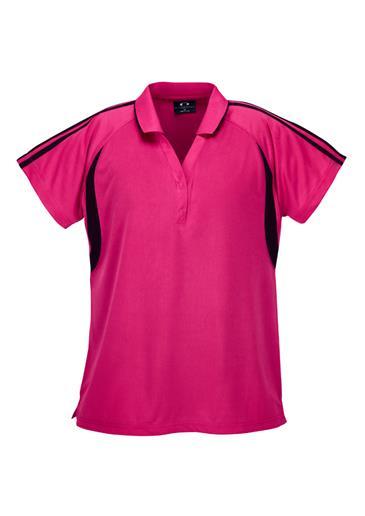 P3010  Ladies Flash Polo Shirts