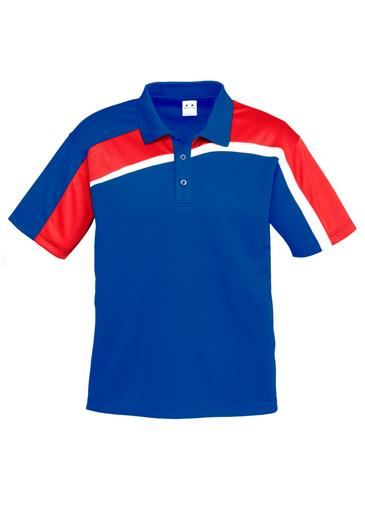 P111  Mens Velocity Polo Shirts