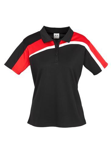 P111  Ladies Velocity Polo Shirts