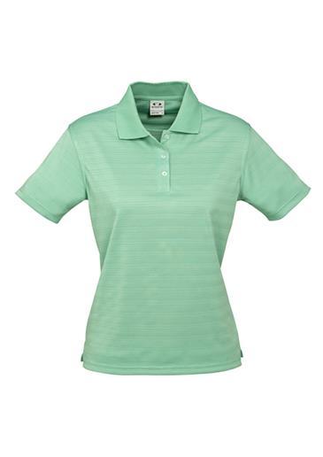 P10222  Ladies Icon Polo Shirts