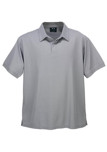 P3300  Mens Micro Waffle Polo Shirts