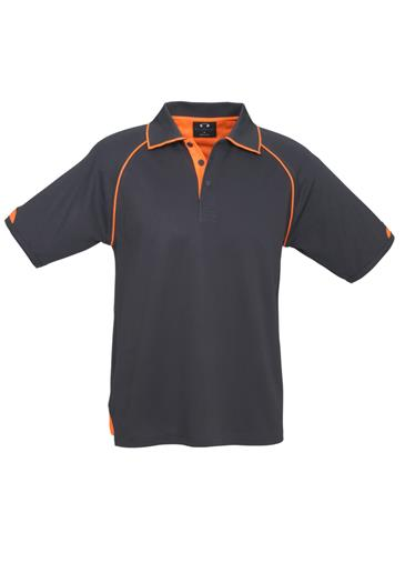 P29012  Mens Fusion Polo Shirts