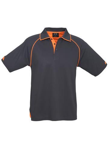 P29012  Mens Fusion Polo Shirts