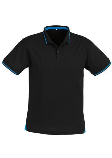 P226  Mens Jet Polo Shirts