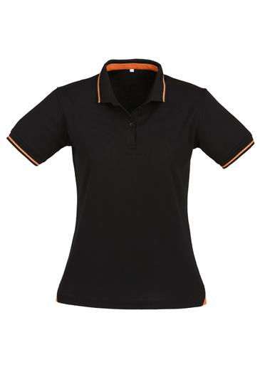 P226  Ladies Jet Polo Shirts