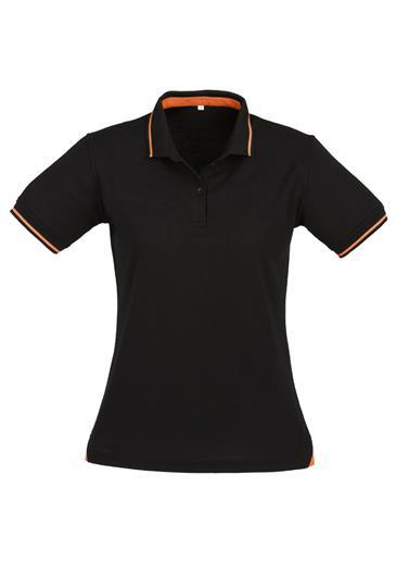P226  Ladies Jet Polo Shirts